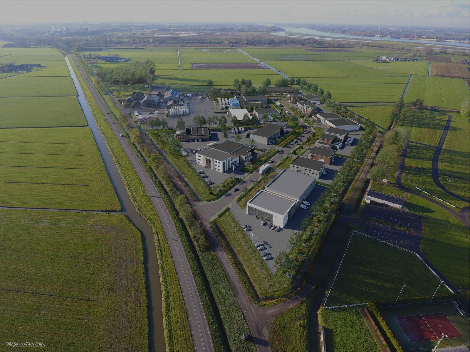 Langerakseweg-Brakel-Bouwgrond